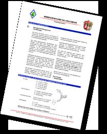 Fragebogen zur Dorferneuerung