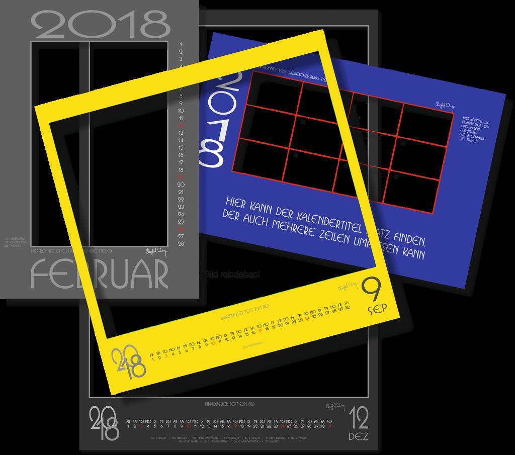 Kalendarien 2018